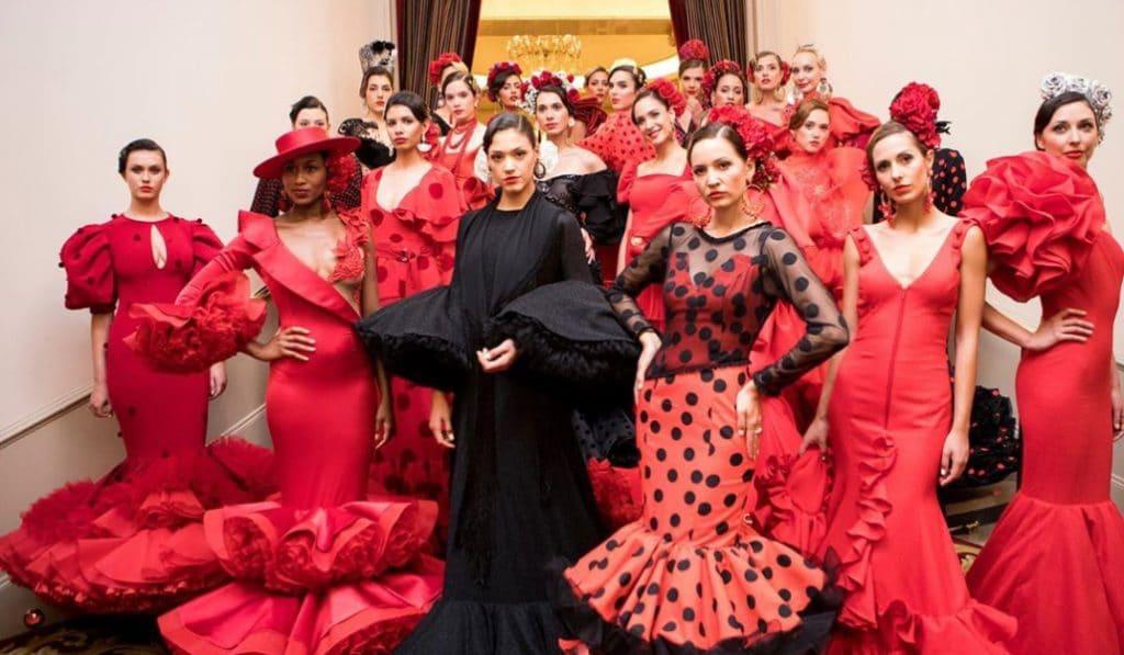Todas las tendencias de moda flamenca para la Feria 2019