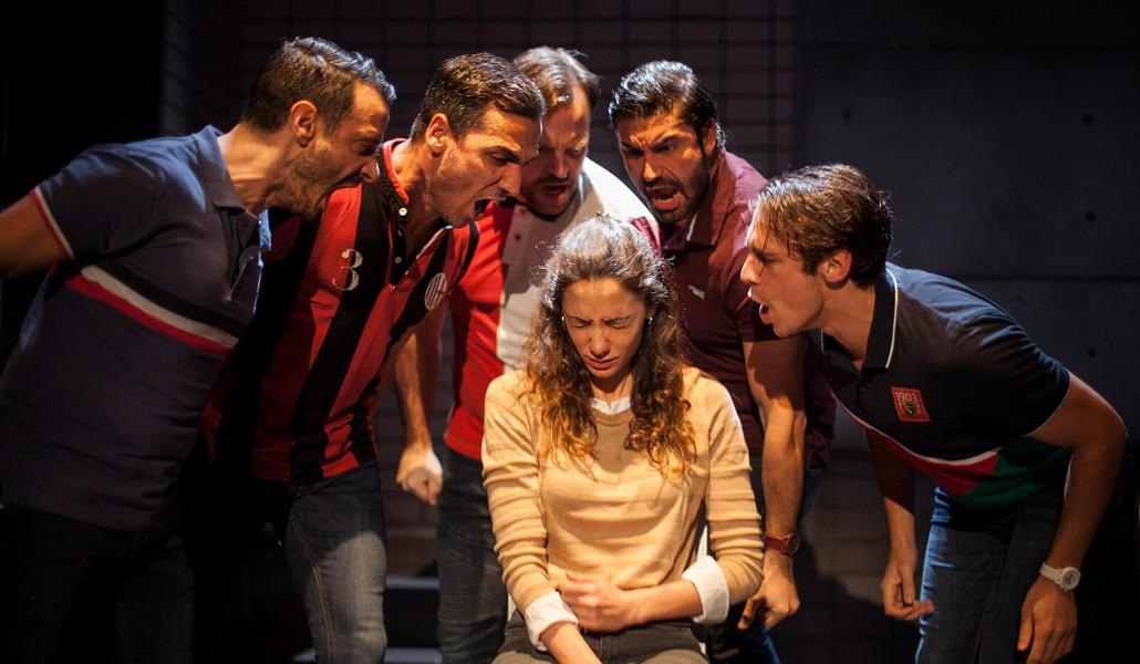 La obra de teatro basada en 'La Manada' se estrena en Sevilla