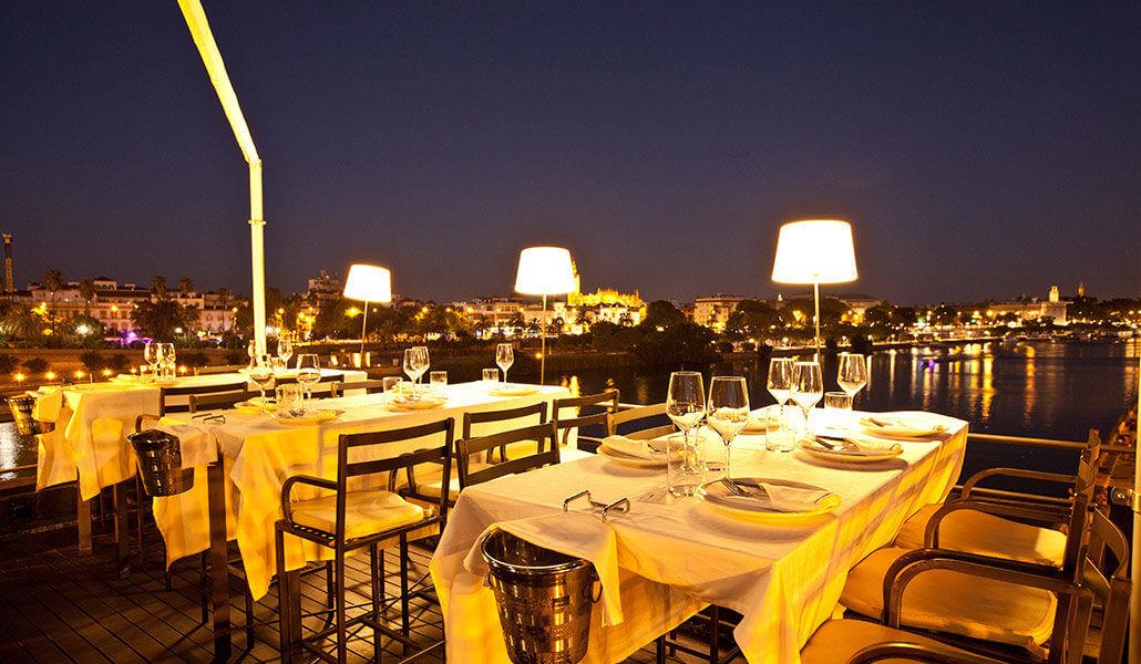 Maria Trifulca: el restaurante con las vistas más espectaculares de Sevilla