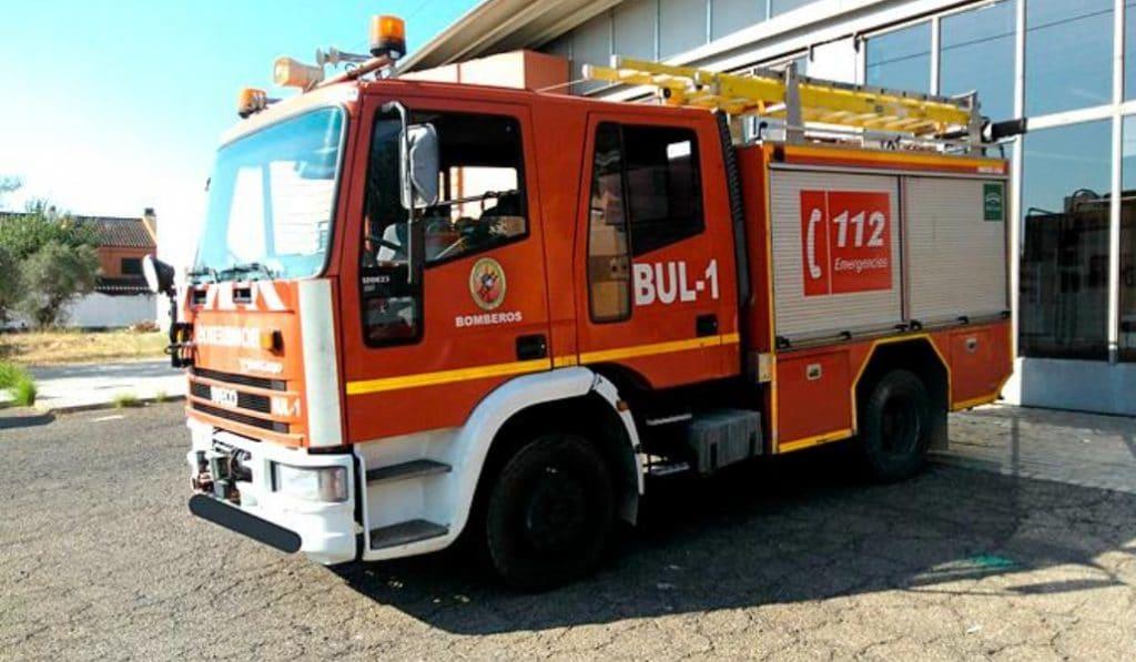 El sorprendente rescate del incendio de Bormujos