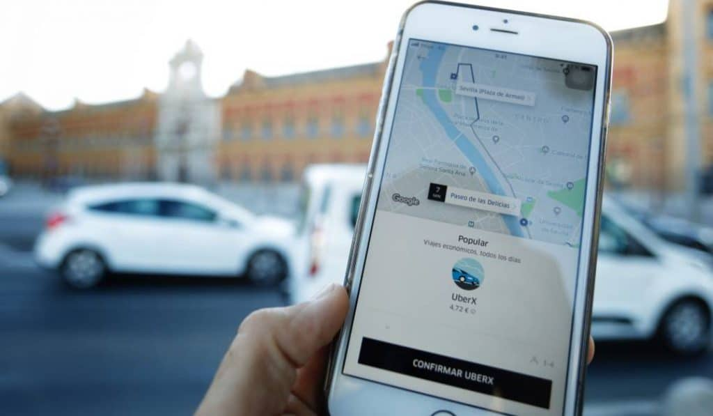 Sevilla es la ciudad europea donde más crece Uber