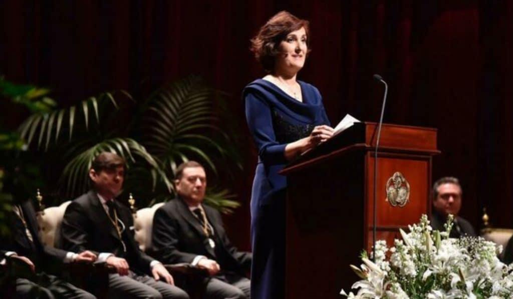 Charo padilla canta a la humildad en un Pregón histórico