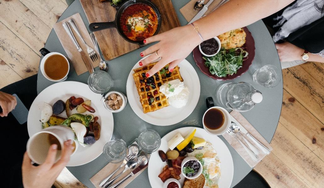 Dónde desayunar en Sevilla por distritos