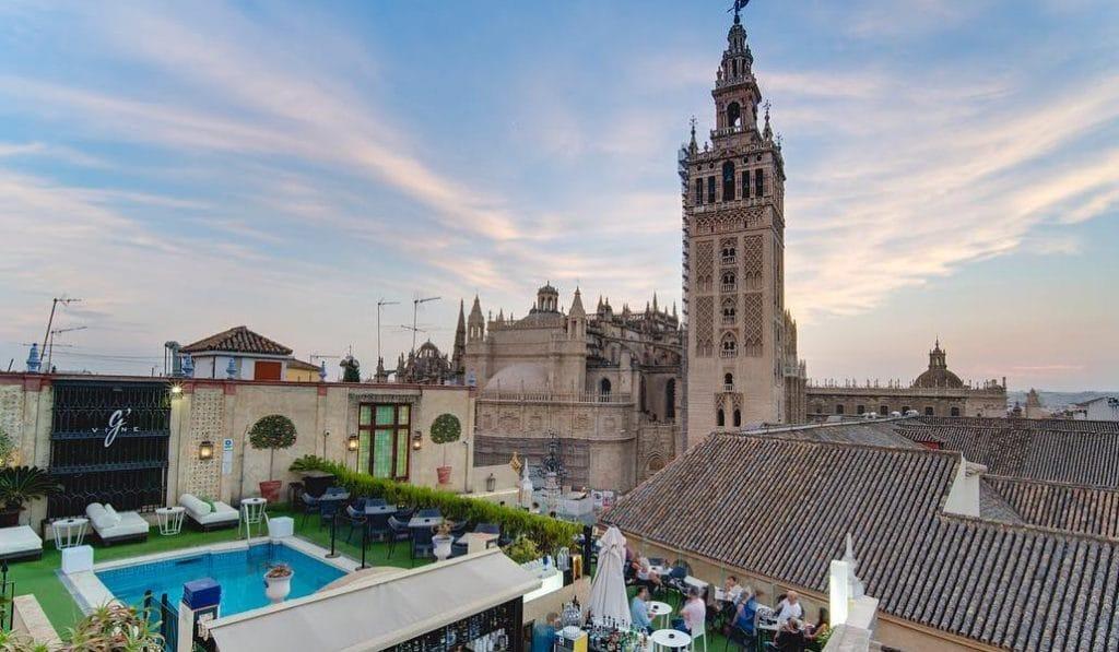 El mejor afterwork está en el Hotel Doña Maria