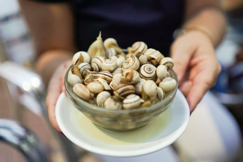 10 lugares donde se comen los mejores caracoles de Sevilla