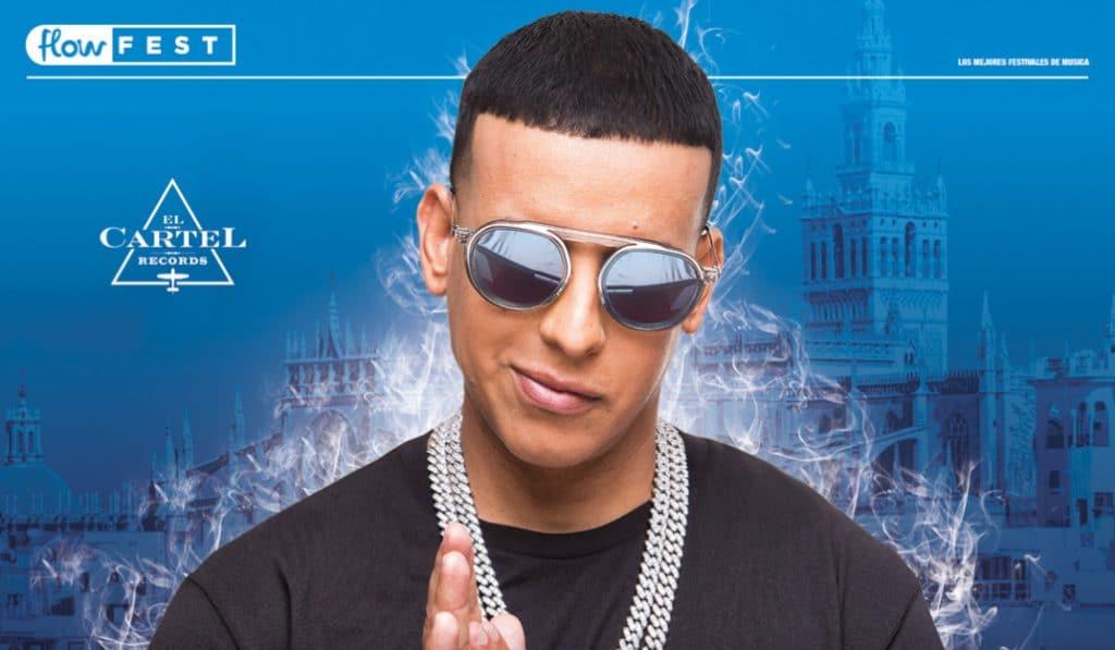 Este junio Daddy Yankee tiene una cita contigo en Sevilla