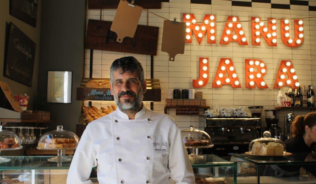 Manu Jara impartirá talleres pasteleros durante el mes de junio