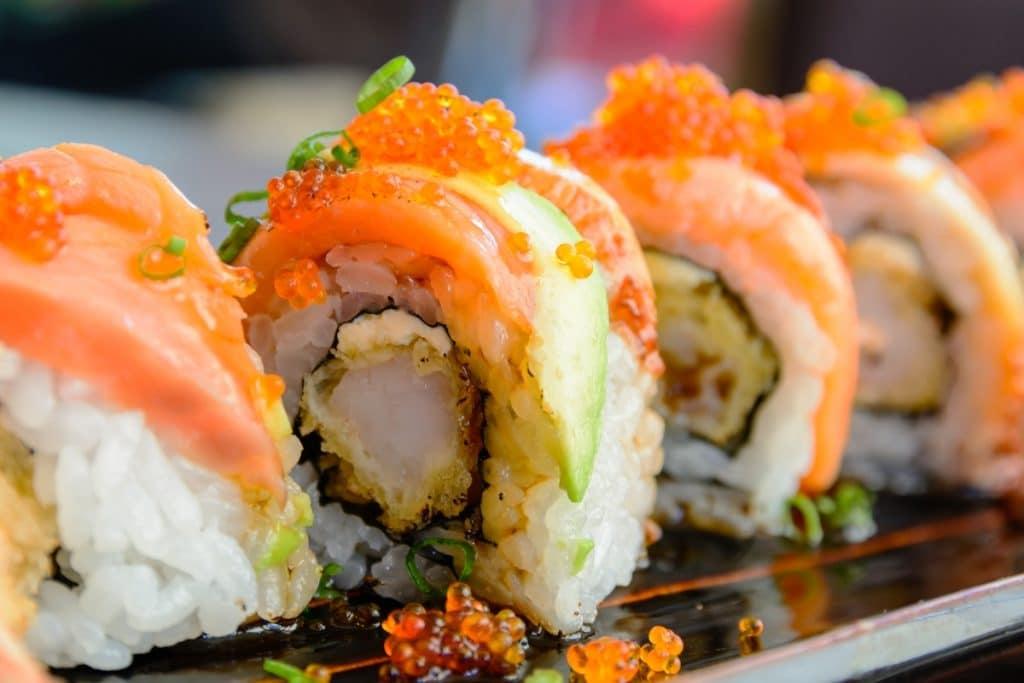 Celebra el Día Mundial del Sushi en los mejores japoneses de Sevilla