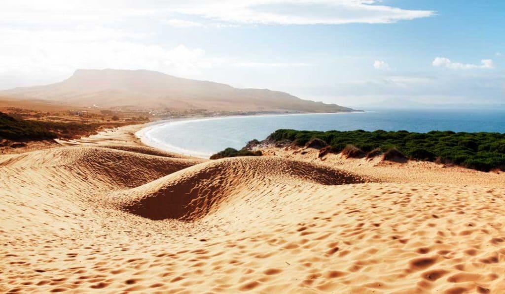 La mejor playa de España está a menos de dos horas de Sevilla