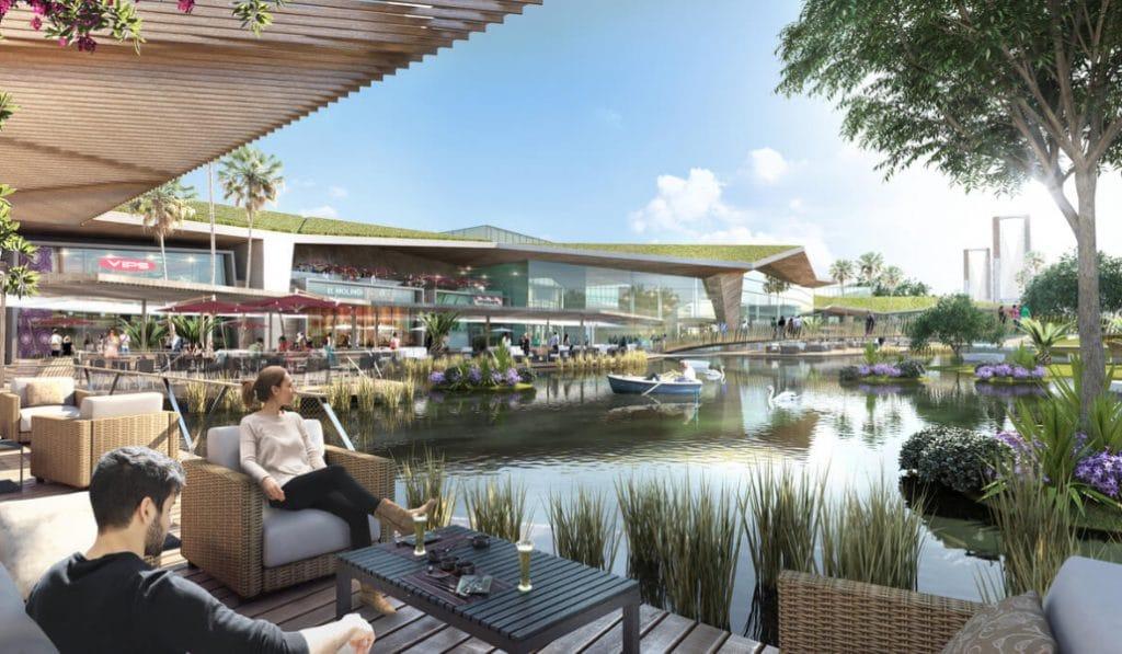 Así será Lagoh, el centro comercial más grande de Andalucía