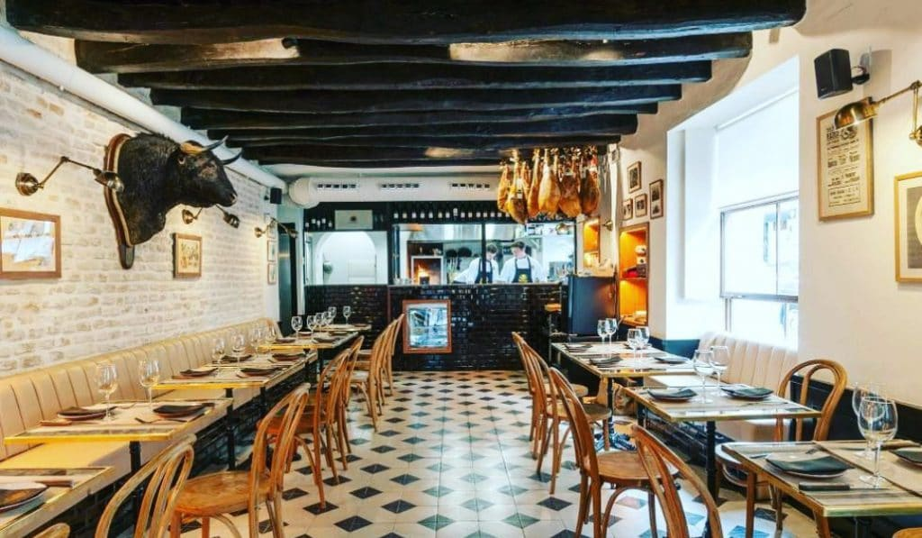 Señorío: el restaurante dedicado al cerdo ibérico