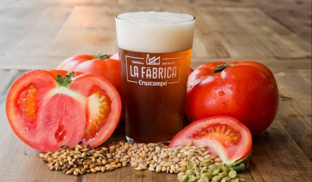 Si la vida te da tomates, haz una cerveza con gazpacho