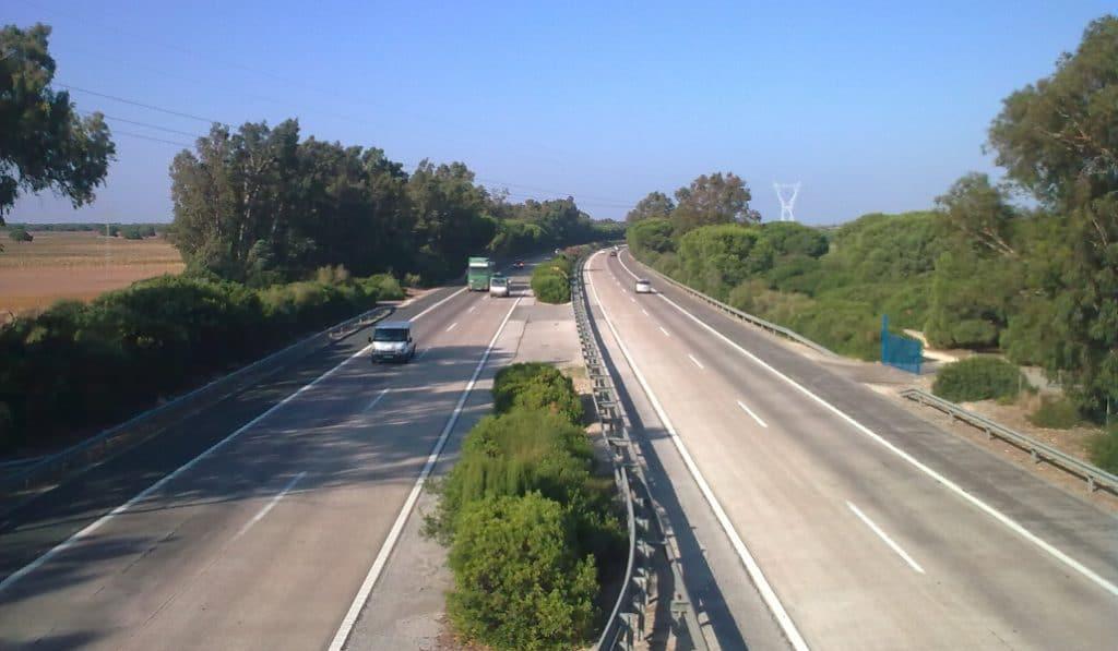 Es oficial: la autopista que une Sevilla y Cádiz estará libre de pago a partir del 1 de enero