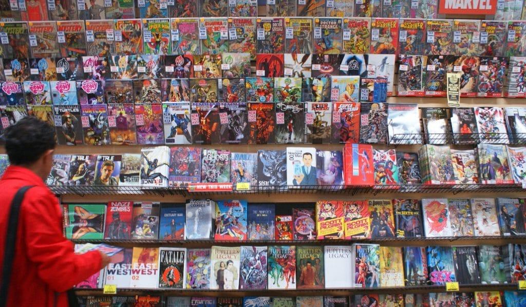 Nostromo es la mejor tienda de cómics del mundo (y está en Sevilla)