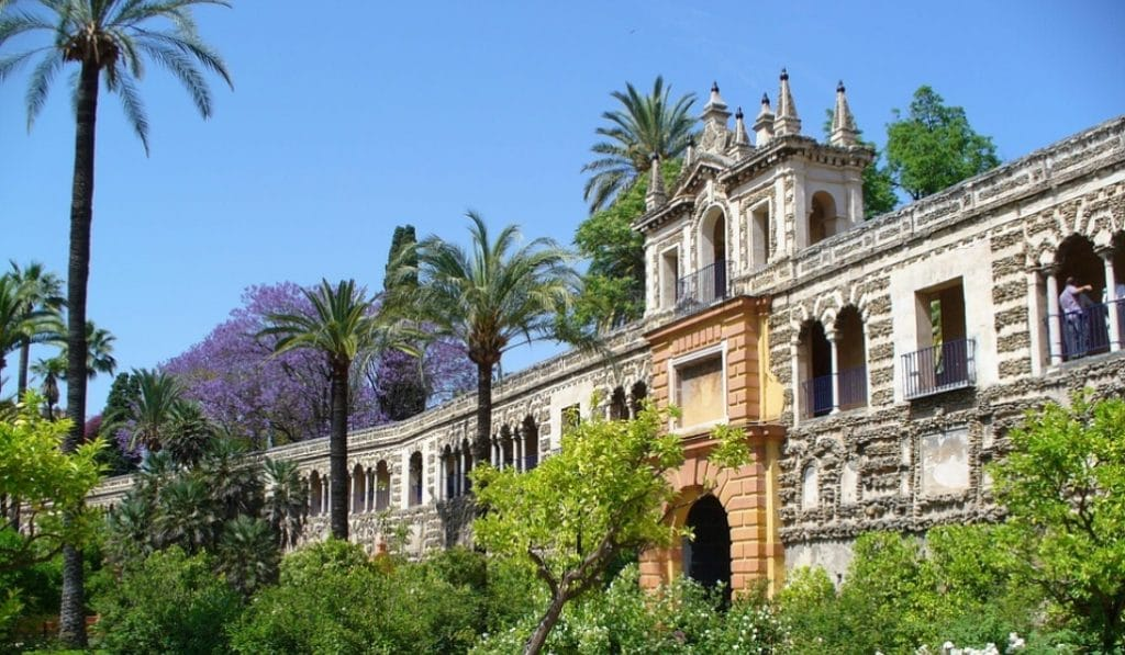 El Alcázar de Sevilla registra una cifra récord superando el millón de visitas