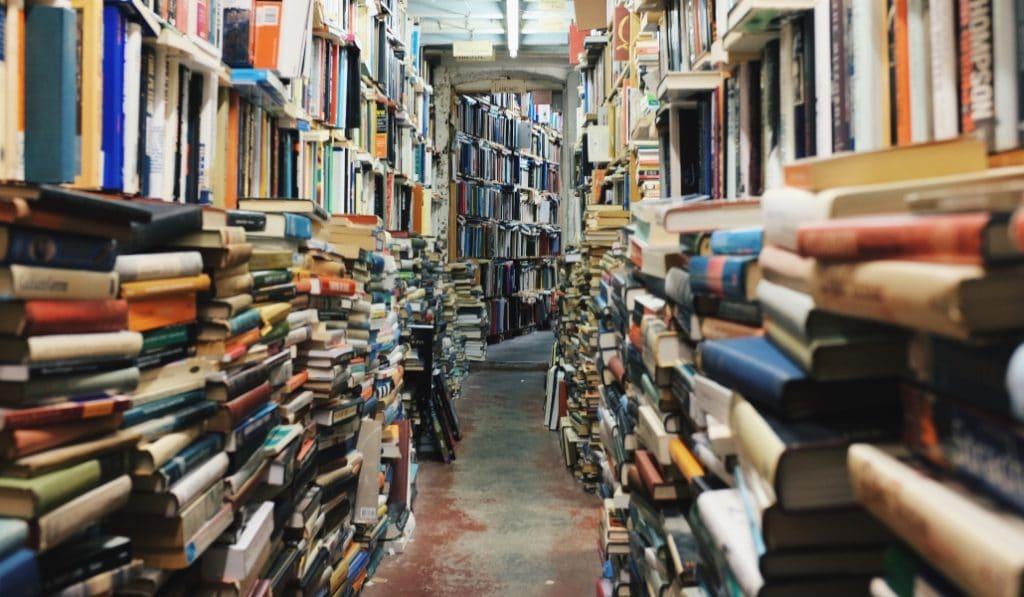 La librería de Sevilla que soñó por unos años en la plaza de Rialto