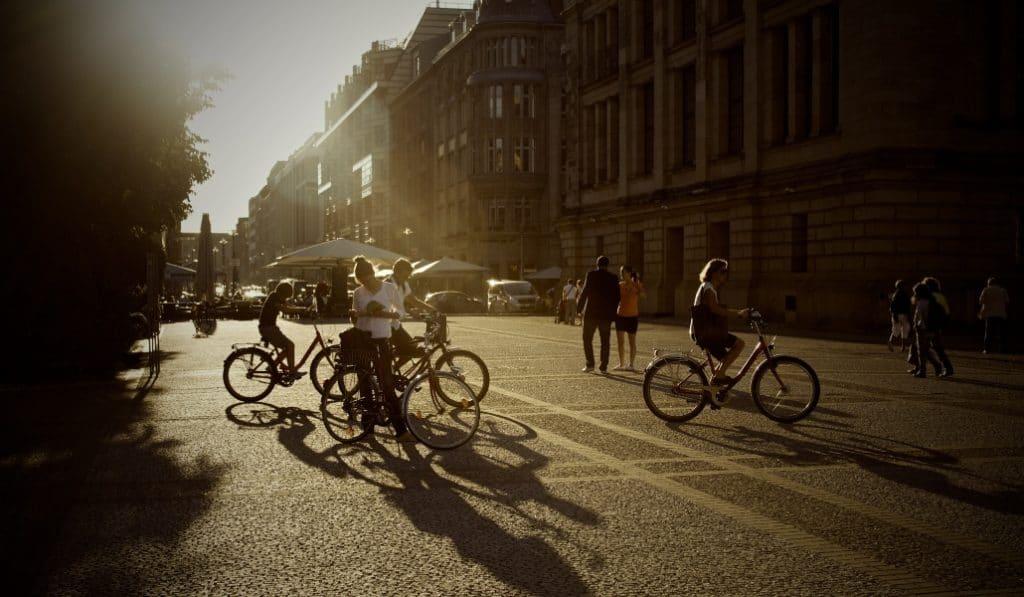 Sevilla ya no está en el prestigioso ranking de ciudades para moverse en bici