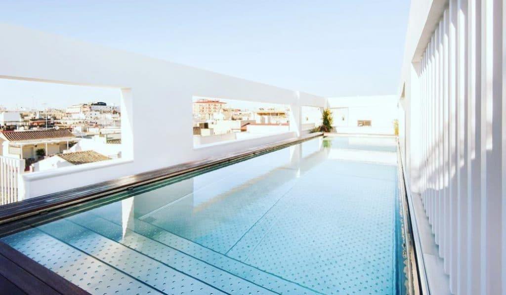 Así son los mejores hoteles de lujo de Sevilla