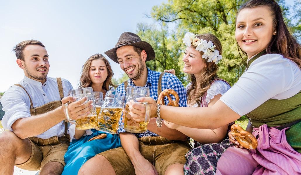 Oktoberfest: la fiesta alemana de la cerveza llega a Sevilla