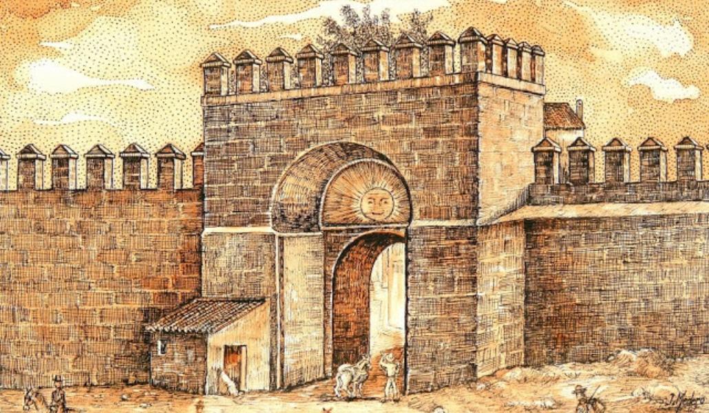 ¿Sabías que Sevilla también tuvo su Puerta del Sol?