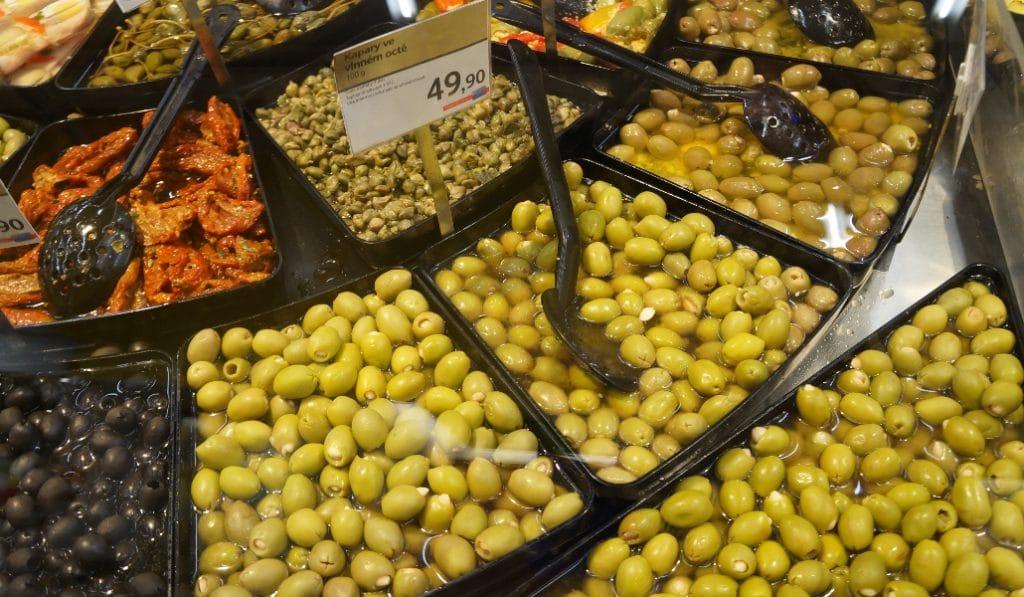 Andalucía pierde su liderazgo en producción de aceituna de mesa