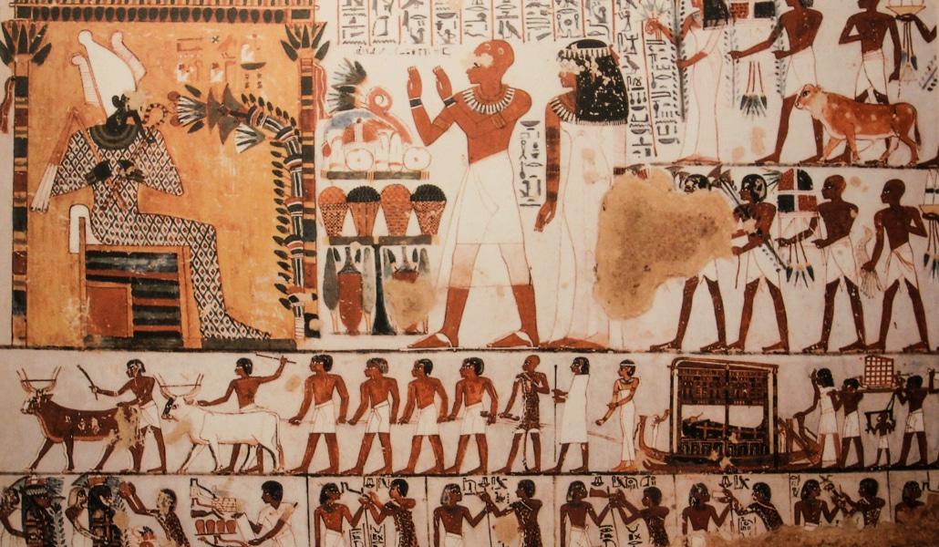 El Antiguo Egipto aterriza en el CaixaForum de Sevilla