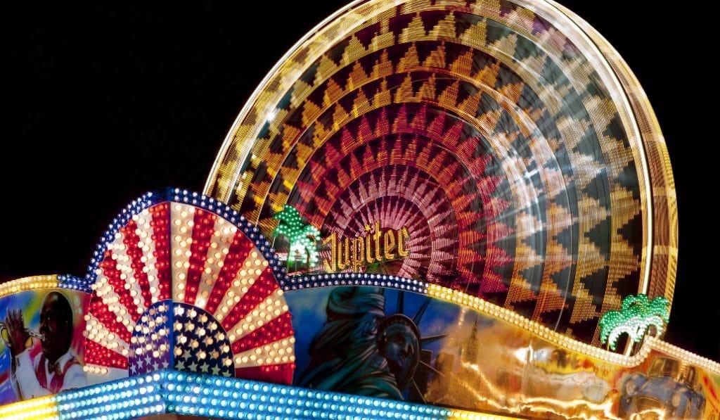 Reparten 4.000 tickets gratis para las atracciones de la feria de Morón, en Sevilla