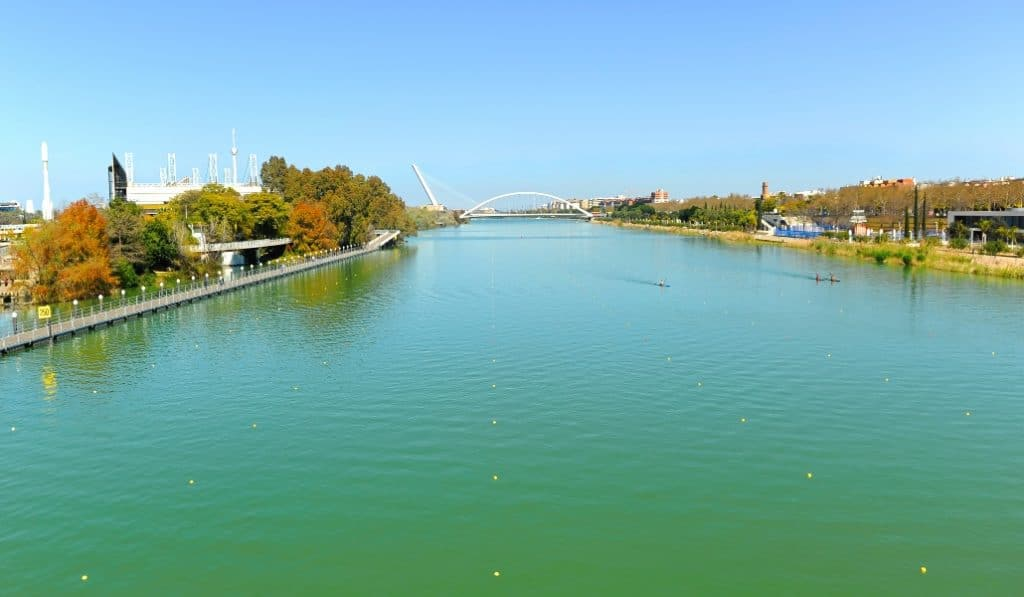 Sevilla podría quedar inundada por el Guadalquivir en 2050