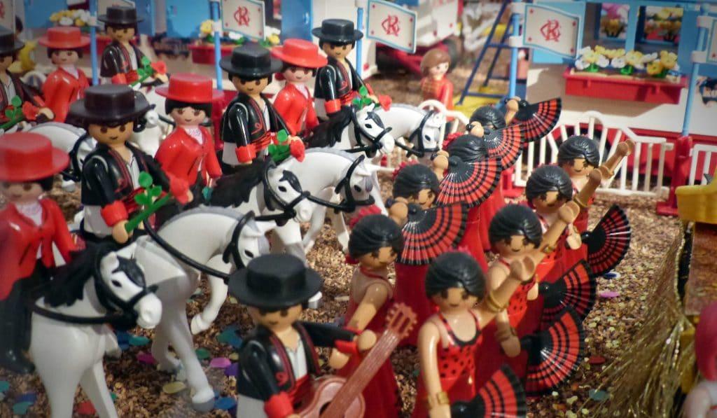 La Feria del Playmobil regresa a Alcalá de Guadaíra