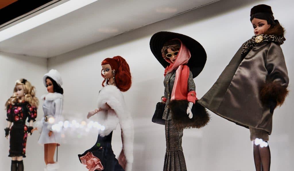 La Casa de las Sirenas acoge la exposición 'Barbie y la historia de la moda'