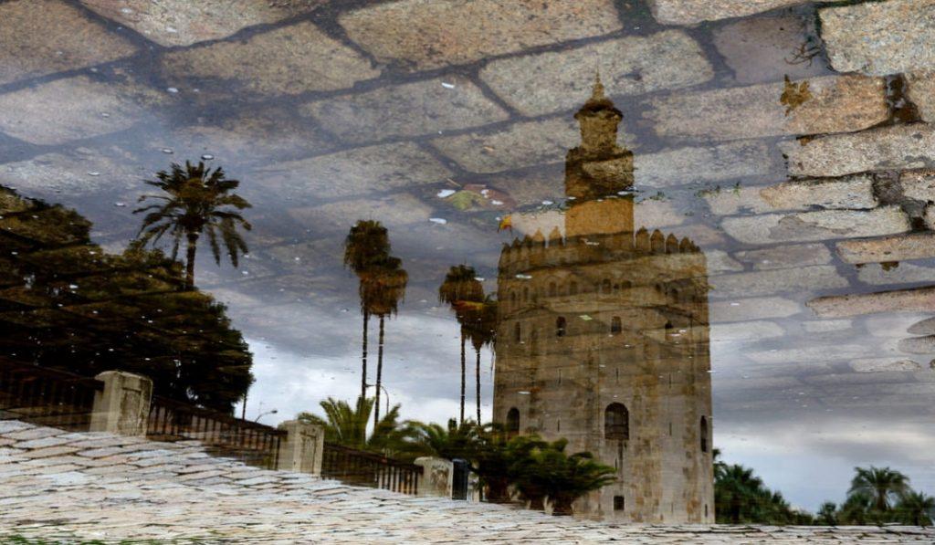 Las temperaturas descenderán en picado a partir del lunes en Sevilla