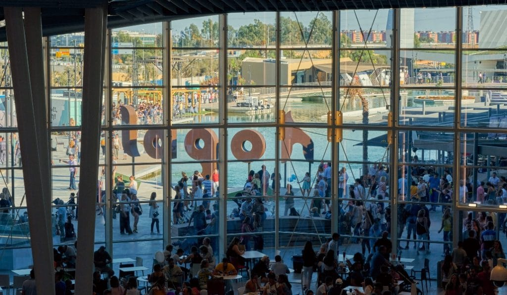 Lagoh supera las expectativas con 300.000 visitas en su primera semana
