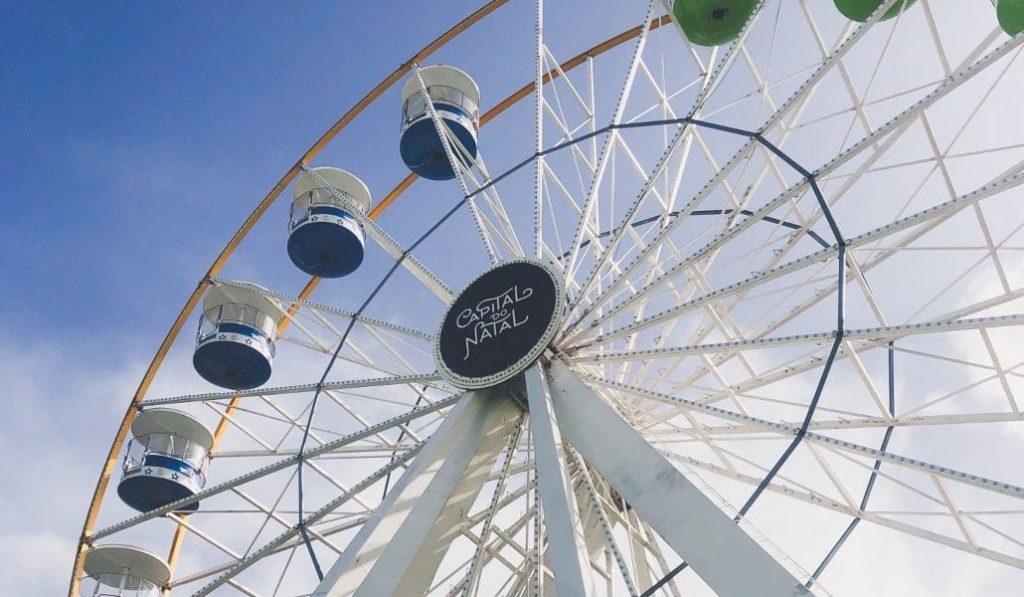 Lisboa tendrá el mayor parque de Navidad de Europa (y en Sevilla queremos uno igual)