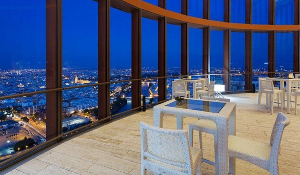 El mirador de Torre Sevilla abre hoy al público con una tarifa especial