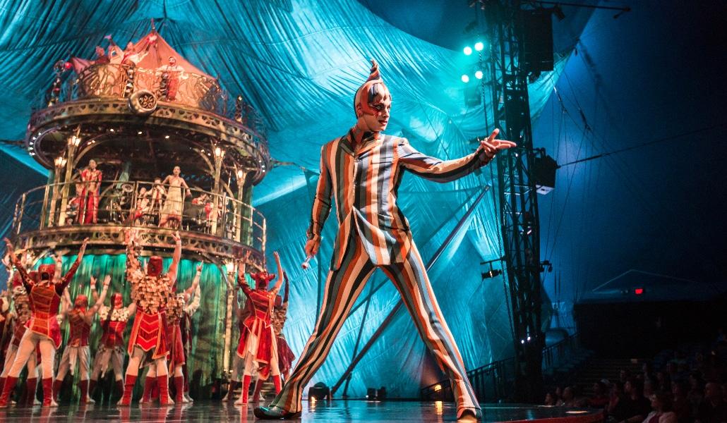 El Circo del Sol aterriza en Sevilla con 'Kooza'