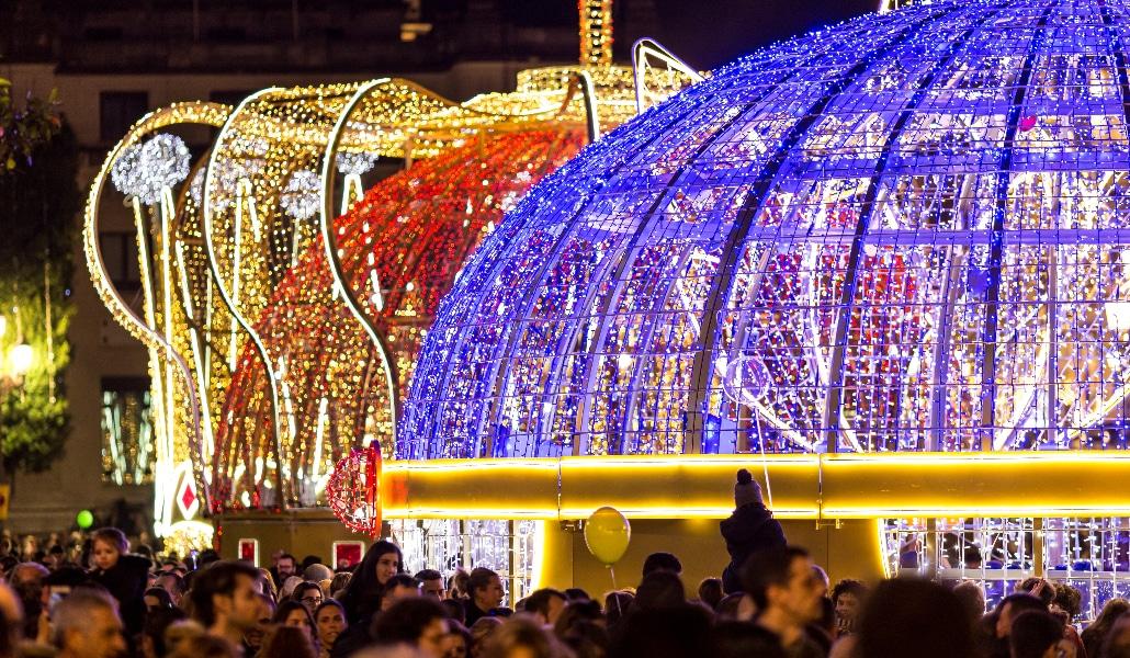La Navidad de Sevilla es mágica y estas fotos lo demuestran