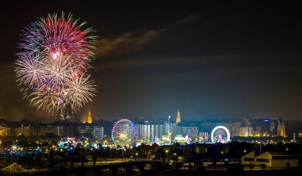 La Feria 2020 solo tendrá dos días con cuatro horas de silencio en la calle del infierno