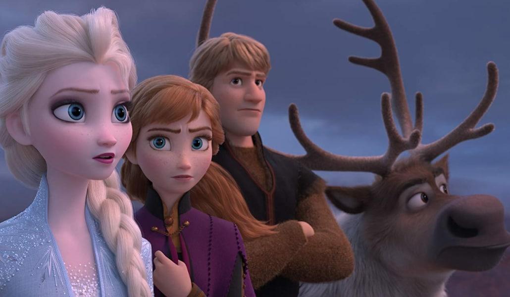 'Frozen 2' también se estrena en el Hospital Virgen del Rocío