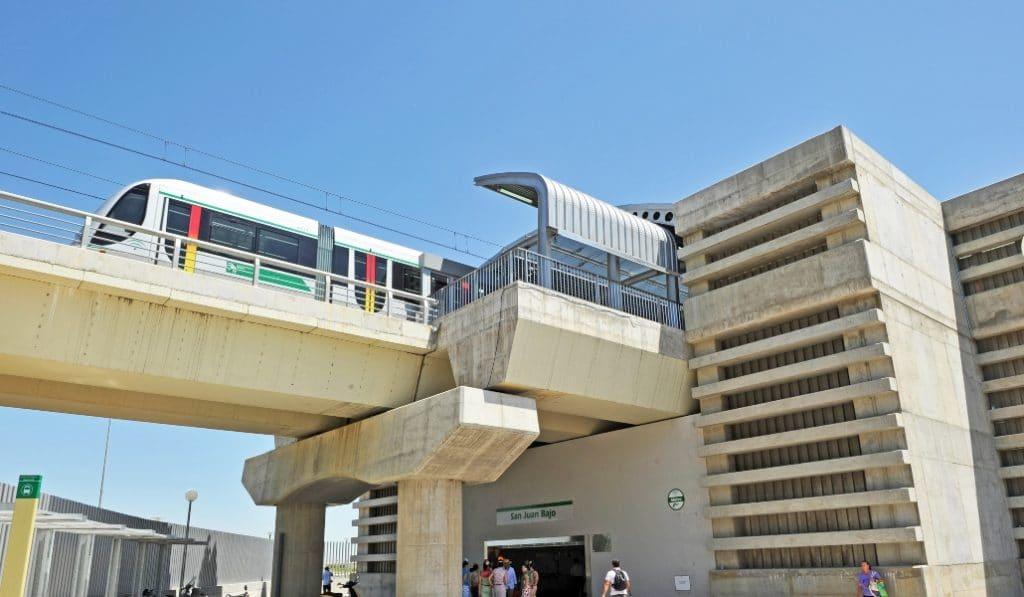 La línea 3 de metro llegará hasta el Hospital de Valme