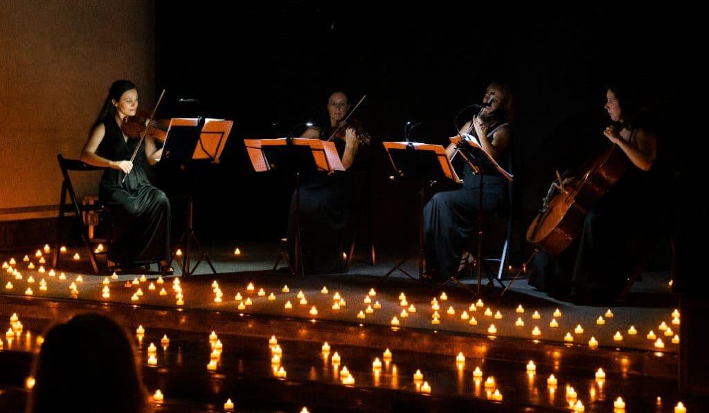 Candlelight especial Mozart: el Réquiem a la luz de las velas