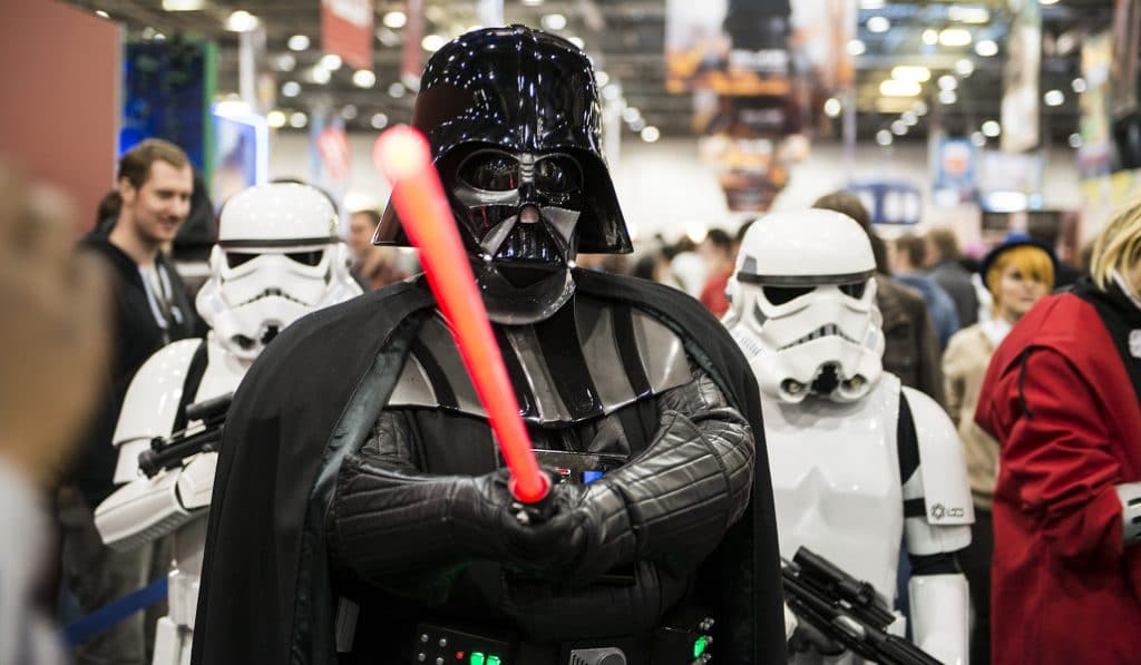 Este fin de semana vuelven las jornadas de Star Wars