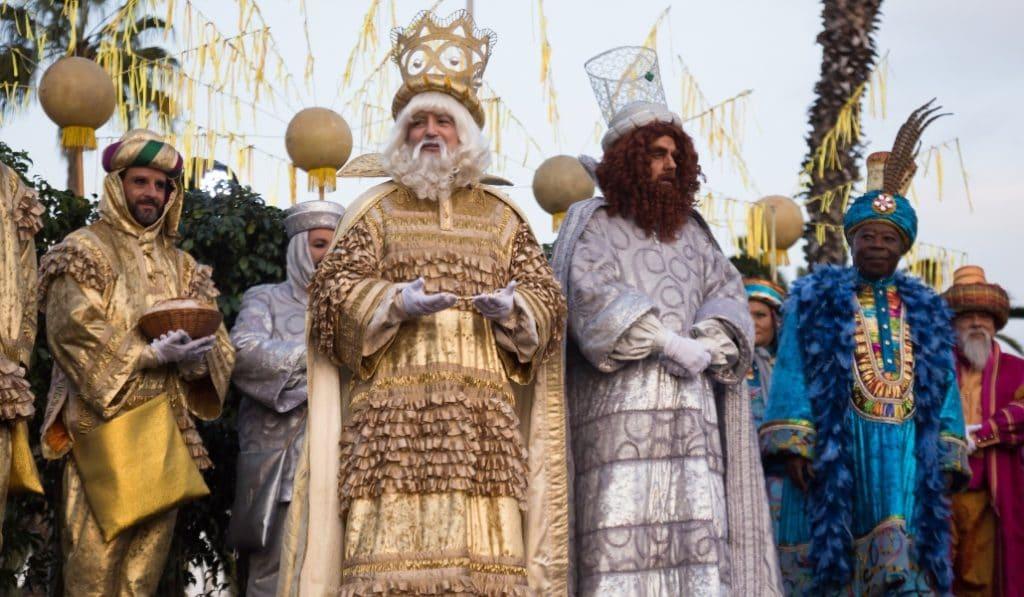 Los Reyes Magos también llegan al Hospital Virgen del Rocío