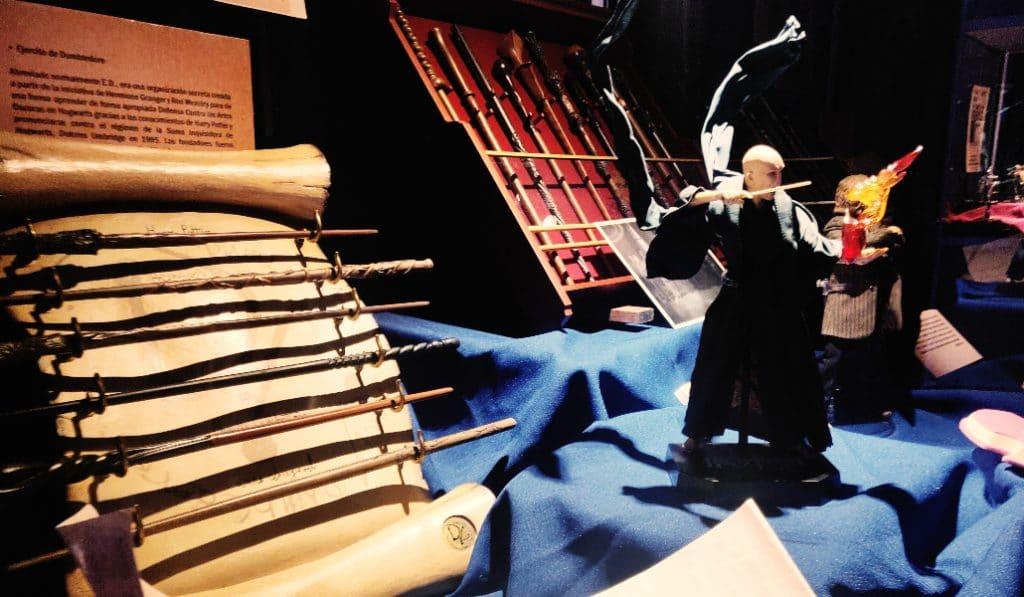 'La estación mágica': la exposición de Harry Potter hecha por fans regresa a Sevilla