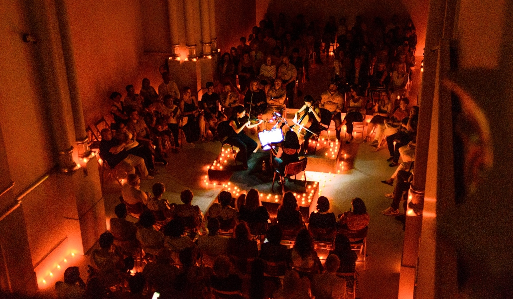 Candlelight edición Navidad: Tchaikovsky y «El Cascanueces» bajo la luz de las velas