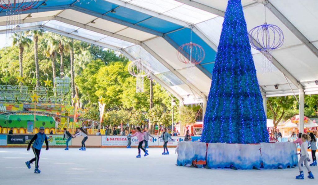 El parque temático de la Navidad vuelve a Sevilla el 3 de diciembre
