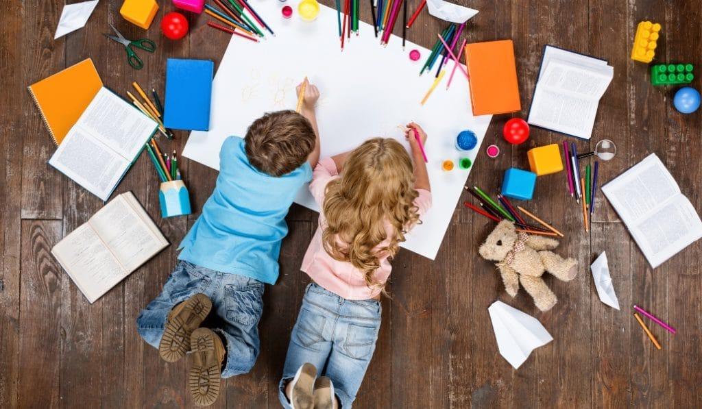 Lagoh propone un ciclo de talleres infantiles para fomentar la creatividad