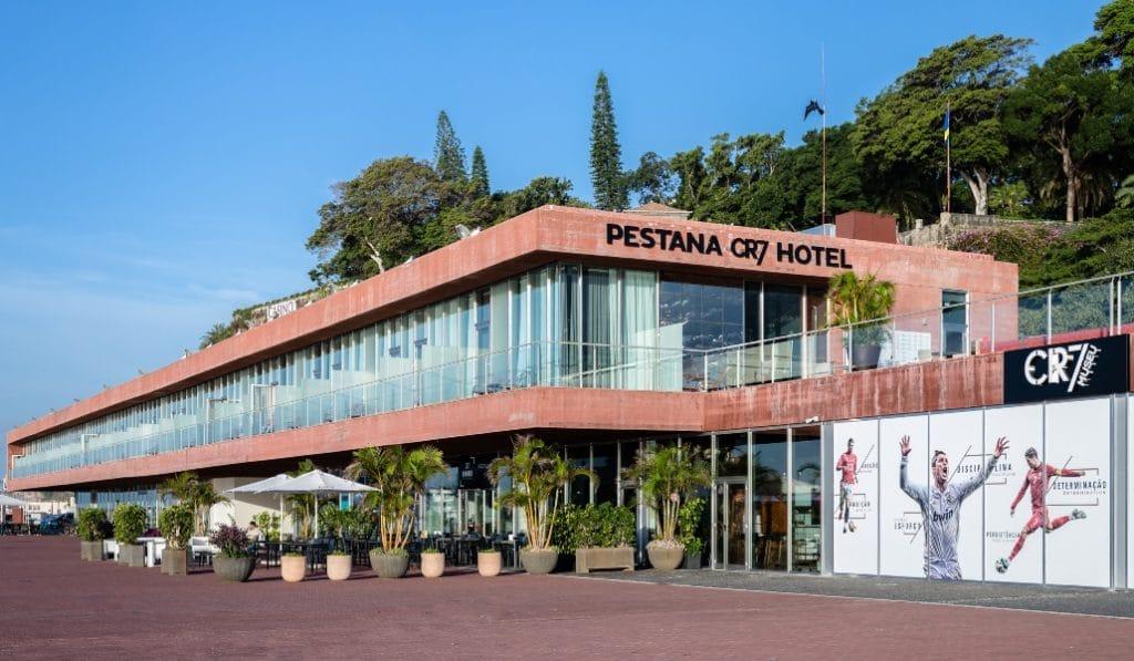 Cristiano Ronaldo tendrá su propio hotel en el centro de Sevilla