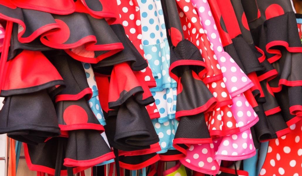 La I Feria Outlet de Moda Flamenca se celebra en Las Setas este fin de semana