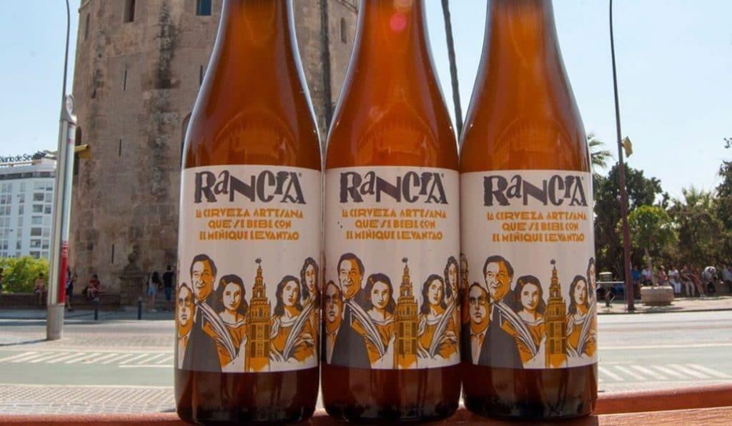 Así es 'Rancia', la cerveza artesana con acento sevillano