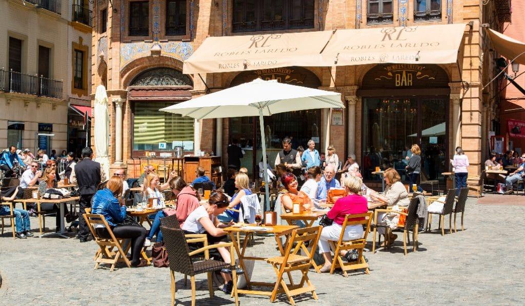 Sevilla se prepara para una considerable subida en el termómetro